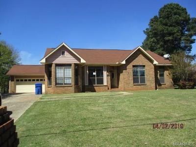 Prattville Single Family Home For Sale: 394 Kingston Garden Road