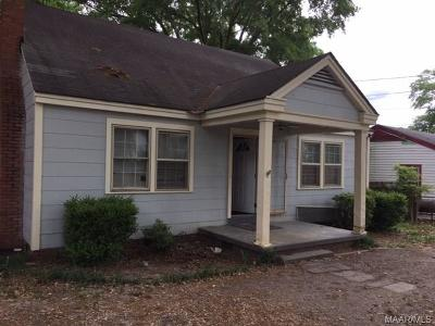 Single Family Home For Sale: 2837 Spann Place