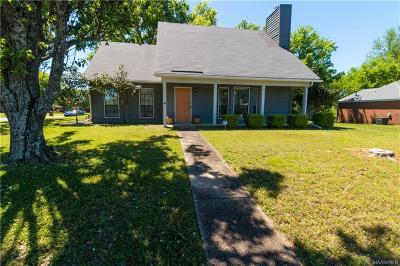 Montgomery Single Family Home For Sale: 6224 Wynfrey Place