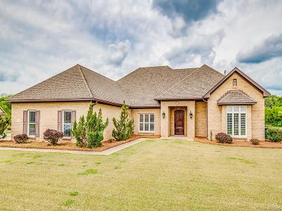 Montgomery Single Family Home For Sale: 5148 Indigo Lane