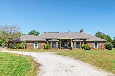 Pike Road Single Family Home For Sale: 2033 Ray Thorington Road