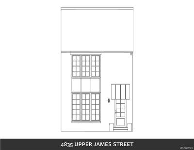 Hampstead Condo/Townhouse For Sale: 4835 Upper James Street