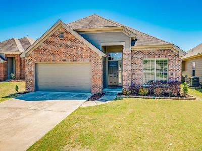 Montgomery Single Family Home For Sale: 10484 Treviso Place