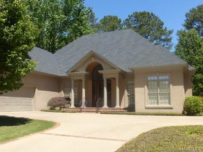 Montgomery Single Family Home For Sale: 9837 Wyncrest Circle