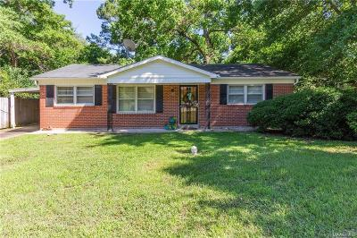Montgomery Single Family Home For Sale: 3360 Loch Haven Road
