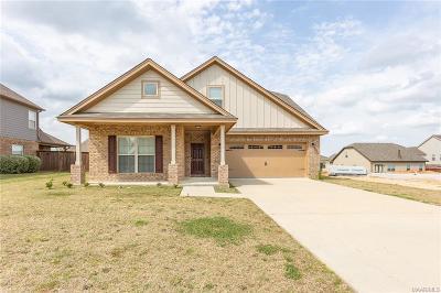 Montgomery Single Family Home For Sale: 6325 Tennyson Drive