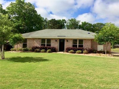 Prattville Single Family Home For Sale: 704 Summer Lane