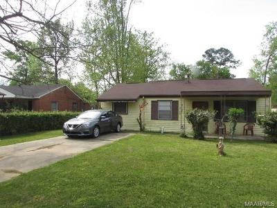 Montgomery Single Family Home For Sale: 84 W Southmont Drive