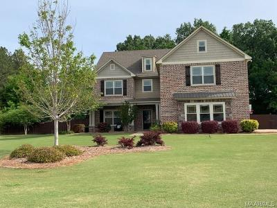 Pike Road Single Family Home For Sale: 46 Durette Court