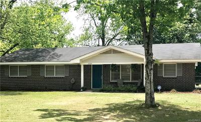 Millbrook Single Family Home For Sale: 3830 Rose Hill Road