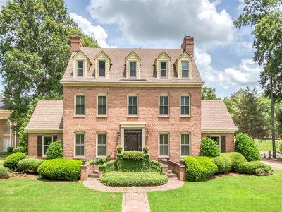 Montgomery Single Family Home For Sale: 8001 Lakeridge Drive