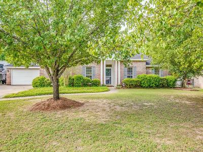 Montgomery Single Family Home For Sale: 1954 Alderpoint Drive