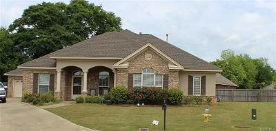 Prattville Single Family Home For Sale: 1678 Cumberland Drive