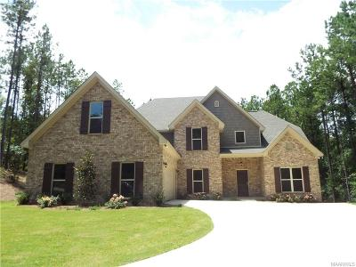 Wetumpka Single Family Home For Sale: 323 Natures Trail