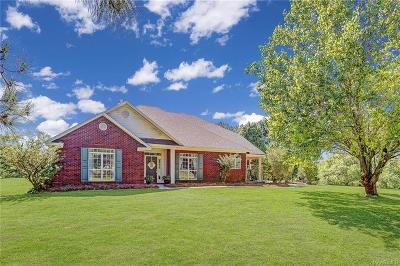 Montgomery Single Family Home For Sale: 57 Ridgeland Farms Road W