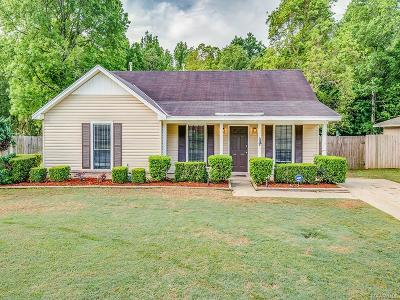 Montgomery Single Family Home For Sale: 5732 Bangor Court