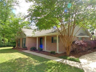 Wetumpka Single Family Home For Sale: 341 Pine Leaf Street