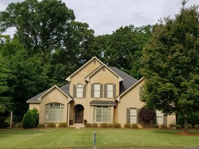 Montgomery Single Family Home For Sale: 8200 Marsh Pointe Drive