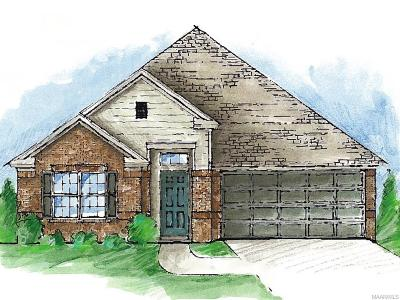 Montgomery Single Family Home For Sale: 1068 Russborough Trace