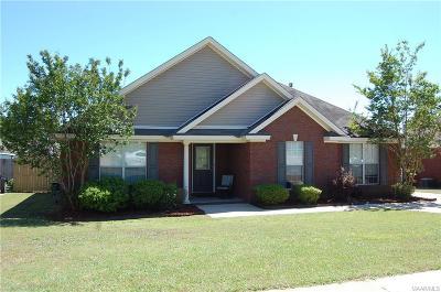 Prattville Single Family Home For Sale: 528 Breckinridge Lane