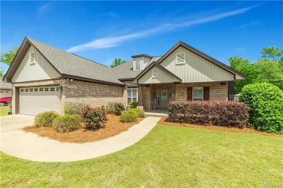 Prattville Single Family Home For Sale: 127 Daffodil Court