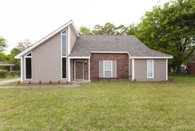 Montgomery Single Family Home For Sale: 2612 Old Orchard Lane