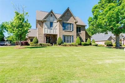 Montgomery Single Family Home For Sale: 6217 Monticello Cove