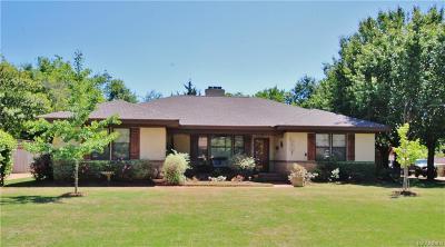 Montgomery Single Family Home For Sale: 2748 Brevard Avenue