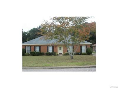 Montgomery Single Family Home For Sale: 2404 W Aberdeen Drive