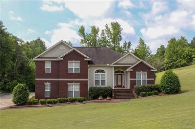 Prattville Single Family Home For Sale: 1097 Copper Ridge Road