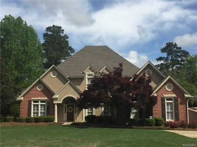 Montgomery Single Family Home For Sale: 9731 Wynchase Circle