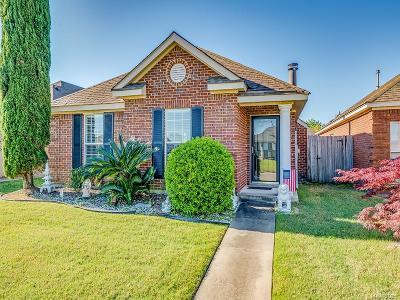 Montgomery Single Family Home For Sale: 1504 Hallwood Lane