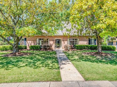 Montgomery Single Family Home For Sale: 2901 Fernway Drive
