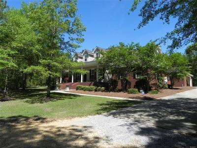Prattville Single Family Home For Sale: 1648 County Road 57
