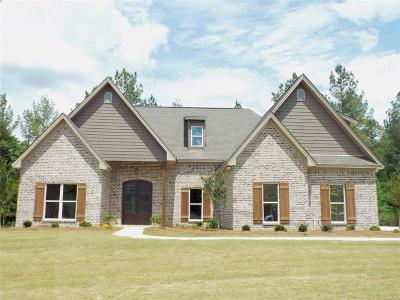 Wetumpka Single Family Home For Sale: 101 Southern Oak Lane