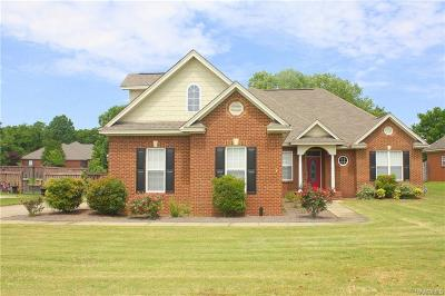 Millbrook Single Family Home For Sale: 110 Wilder Way
