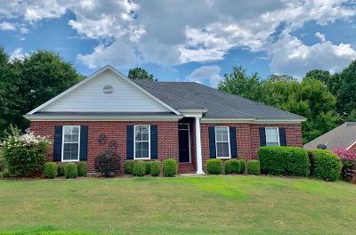 Montgomery Single Family Home For Sale: 660 Larkin Lane