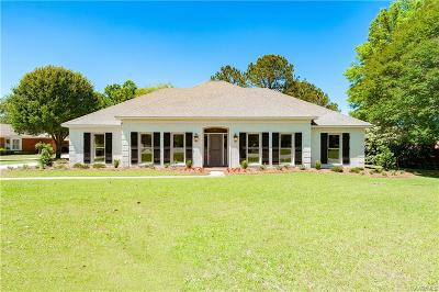 Montgomery Single Family Home For Sale: 9601 Heathrow Drive