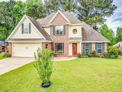 Single Family Home For Sale: 907 Silver Creek Circle