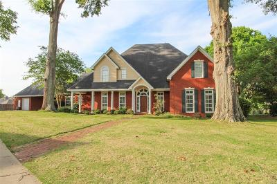 Montgomery Single Family Home For Sale: 9249 Bridge Point