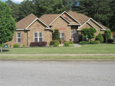 Millbrook Single Family Home For Sale: 110 Spruce Knoll Lane