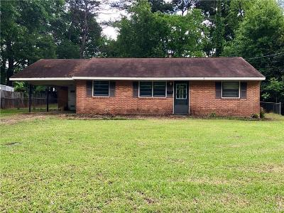 Prattville Single Family Home For Sale: 835 Wingard Street