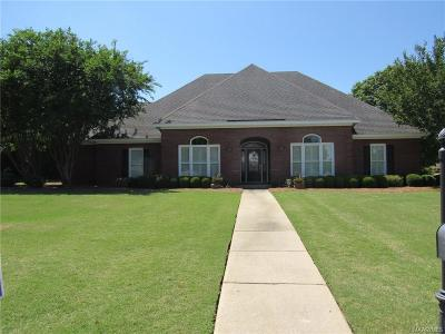 Montgomery Single Family Home For Sale: 400 Holly Brook Drive
