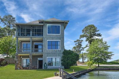 Single Family Home For Sale: 5 Eagle Point