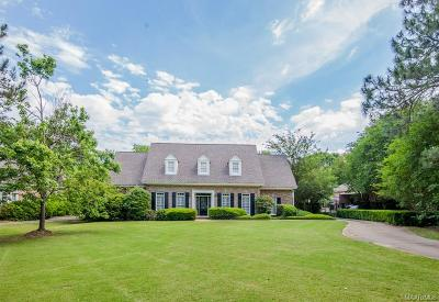 Montgomery Single Family Home For Sale: 6230 Oliver Drive