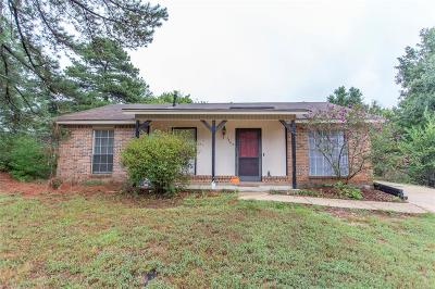 Single Family Home For Sale: 1203 Gardenia Circle