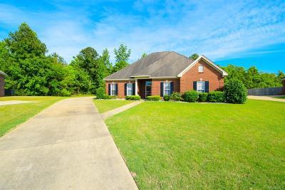 Pike Road Single Family Home For Sale: 9761 Farnham Drive