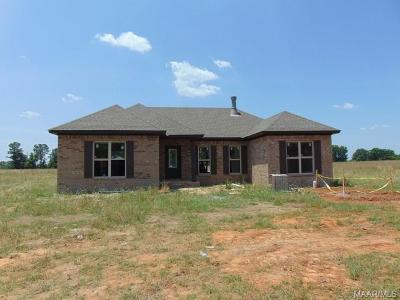 Tallassee Single Family Home For Sale: 549 Indian Trail