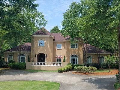 Tallassee Single Family Home For Sale: 4 Peachwood Drive
