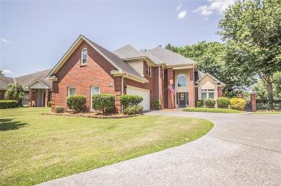 Montgomery Single Family Home For Sale: 367 Green Chase Circle